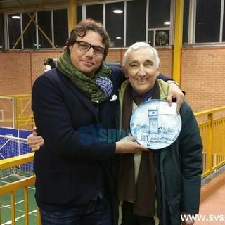 Giancarlo Tonoli e Cristiano Giuntoli