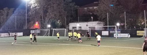 Calcio, Amichevole. L'Imperia fa tutto nella ripresa e batte la Golfodianese 0-5. Tripletta per il centravanti Grazhdani
