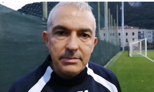 """Calcio, Finale. I giallorossi di Buttu riprendono quota: """"Primo tempo contro l'Alassio di livello, Vittori tornerà nel 2020"""" (VIDEO)"""