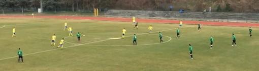 Calcio, Eccellenza. Il goal di Basso regala tre punti alla Cairese (VIDEO)