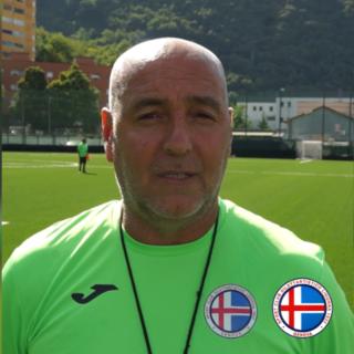 """Calcio, Ligorna. Mister Monteforte è emozionato per la prima di campionato: """"A Fossano replichiamo per 90 minuti il primo tempo contro il Vado"""""""