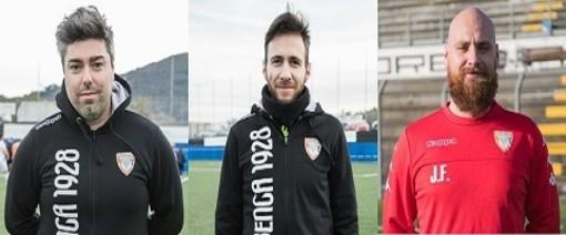 Calcio, Albenga, Confermato lo staff sanitario, con il Dottor Russo, Tommaso Finguerra e Jacopo Fornaroli