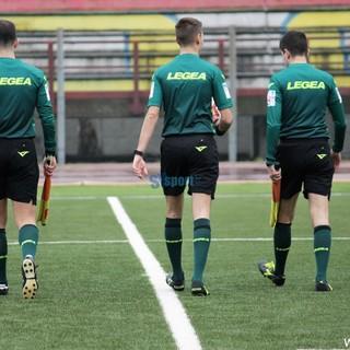 Calcio, Serie D: le terne arbitrali per la 23° giornata. Renzi per Vado - Saluzzo