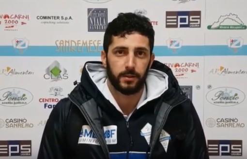Alessio Cargiolli all'Albissola
