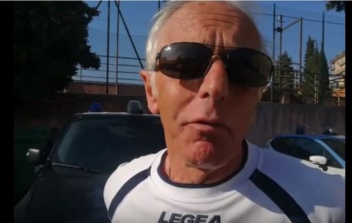 """Calcio, Finale. Momento no per mister Porzio: """"Troppi infortuni, Salzone non fa più parte de nostro organico"""" (VIDEO)"""