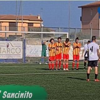Calcio, Albenga. Ancora una cometa per Sancinito, ecco il gol che ha deciso il match con il Finale (VIDEO)