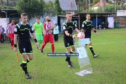 Calcio, Serie D. Le designazioni arbitrali della 16a giornata: Verbania-Sanremese a Bracaccini di Macerata