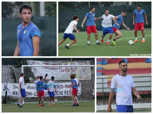 Calcio. Gli scatti dell'amichevole tra il Finale e l'Asd Savona (Fotogallery)