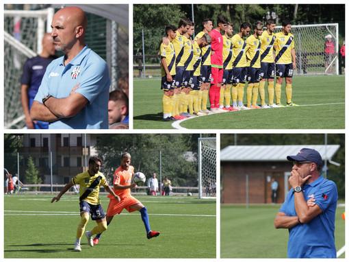 Calcio: riviviamo Savona - Pont Donnaz nella fotogallery del match
