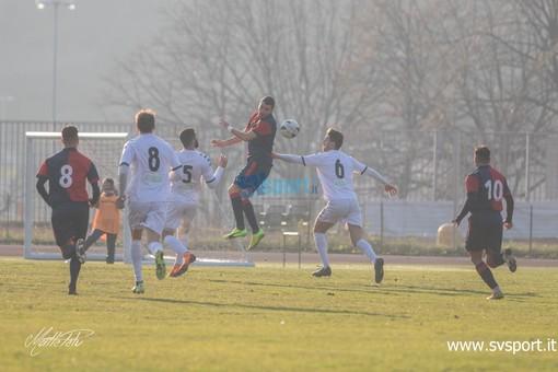 un'immagine della finale della passata edizione tra Albenga e Sestri Levante