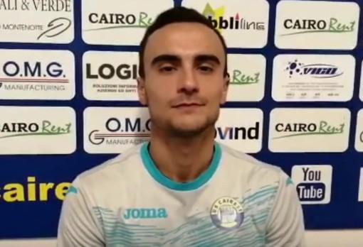 """Calcio, Cairese. Alberto Moraglio esclude cali di tensione per i gialloblu: """"Siamo alla costante ricerca dei nuovi stimoli, bravi a costruirci una stagione serena"""" (VIDEO)"""