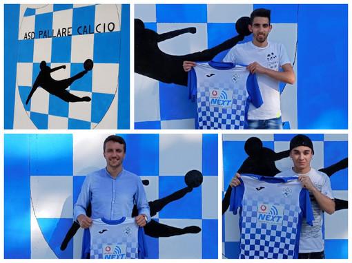 Calciomercato, Pallare. Altri tre volti nuovi in squadra. Fatta per Bellomia, Senis e Kadrija