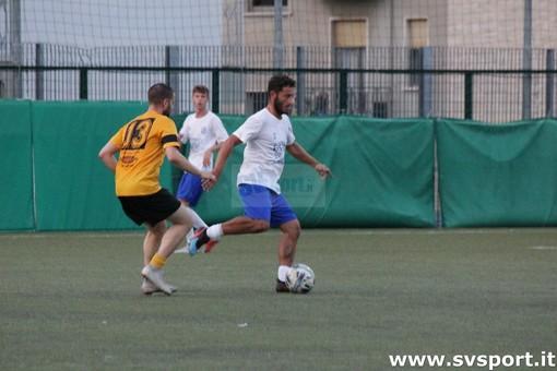Calcio, Ceriale. I biancoblu convincono con il Trofarello, 3-0 con le reti di Daddi e Messina