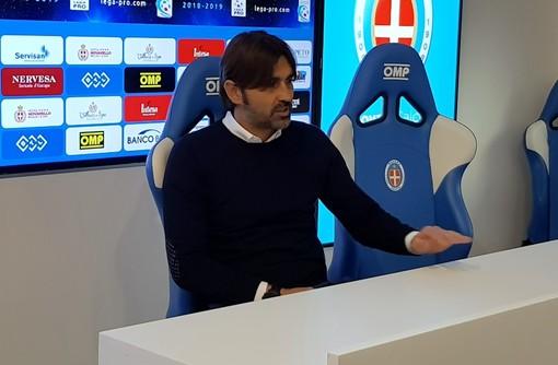 """Calcio, Viali ha visto un Novara masochistico contro l'Albissola: """"Rispetto per gli avversari, ma riusciamo a farci male da soli"""""""