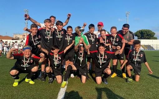 Calcio giovanile, Esordienti 2009: la Coppa Città di Albenga va in Lombardia, battuti in finale i padroni di casa ingauni