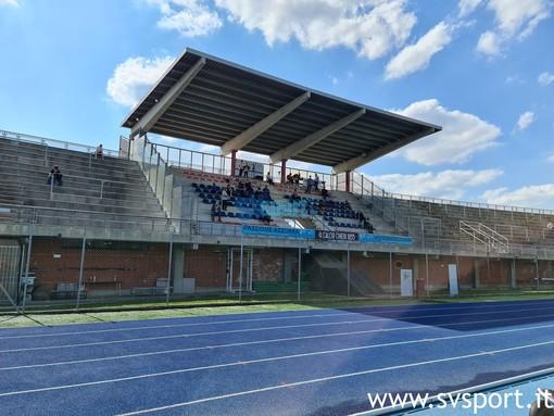 Lo stadio De Paoli di Chieri