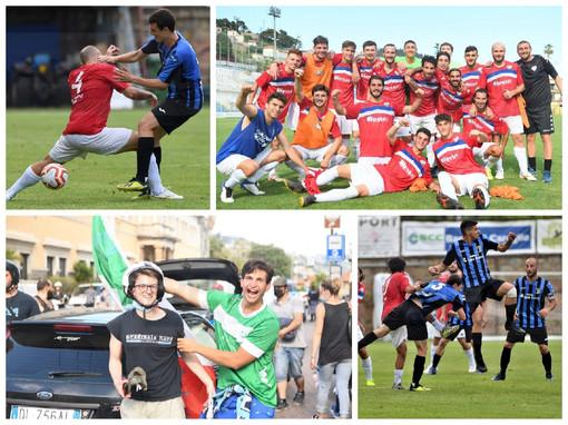 Calcio. Riviamo il derby tra Sanremese e Imperia nella fotogallery di Tonino Bonomo
