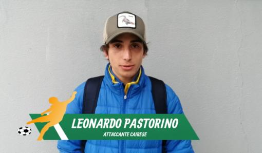 """Calcio, Cairese. Pastorino scaccia i dubbi: """"Rivincita personale e di squadra, giusto dare un segnale dopo un periodo non brillante"""" (VIDEO)"""