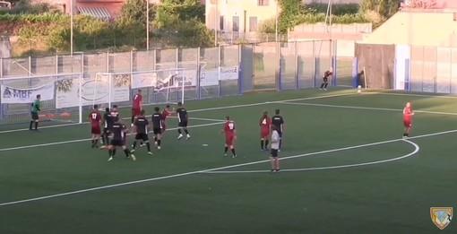 Calcio, Albenga - Pontelungo. Riviviamo l'amichevole negli highlights del match (VIDEO)
