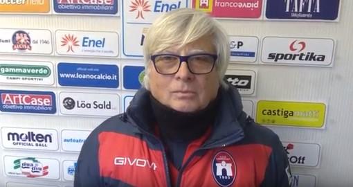 """Calcio, Loanesi. Anche il vicepresidente Marino si gode il super momento dei rossoblu: """"Siamo giovani e spregiudicati"""" (VIDEO)"""