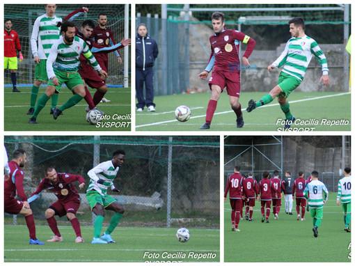 Calcio, Speranza - Pontelungo. Reti bianche nel big match, la fotogallery di Cecilia Repetto