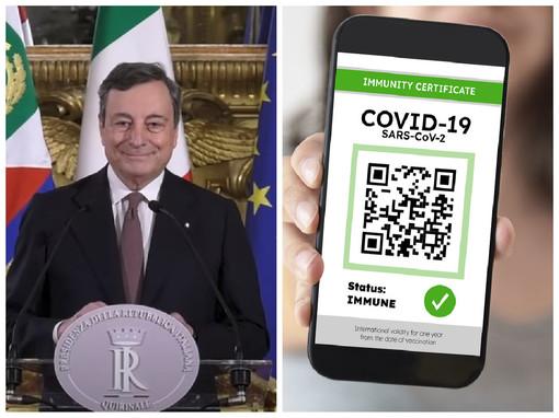 """Super Green Pass. La certificazione verde sarà obbligatoria in tutto il mondo del lavoro, anche quello sportivo. Il ministro Speranza: """"Pronti ad aumentare la capienza degli impianti"""""""