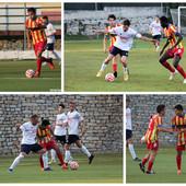 Calcio. Finale - Savona 4-0 gli scatti dell'amichevole del Felice Borel (GALLERY)