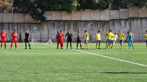 Calcio, Coppa Italia di Eccellenza. La Genova Calcio ipoteca la semifinale, 3-0 alla Cairese