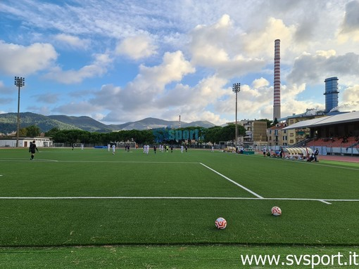 Calcio, Vado. Vittoria per 3-0 nel test con il Molassana