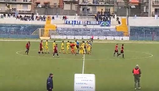 Calcio, Savona. Gli highlights della sfida contro la Lucchese (VIDEO)