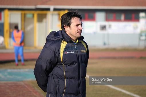 """Calcio, Albenga. Mille emozioni per Matteo Solari: """"Siamo ambiziosi, per questo motivo ho scelto questo progetto"""""""