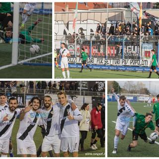 Calcio, Albenga. Tris all'Athletic e domenica c'è il Sestri Levante. La fotogallery di Matteo Pelucchi