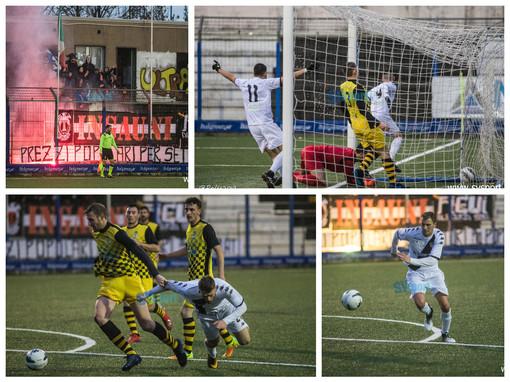 Calcio: il 4-0 dell'Albenga sull'Alassio FC negli scatti di Matteo Pelucchi (GALLERY)