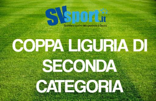 Calcio, Coppa Liguria Seconda Categoria: i risultati e la classifica del Girone 1 dopo la seconda giornata