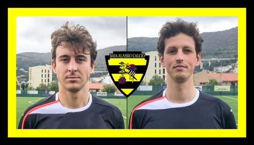 Calciomercato, Baia Alassio. Altre due operazioni concluse, ecco Andrea Mangone e Federico Bogliolo