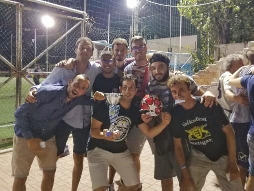 Calcio, Tornei Estivi. Il Faggio conquista il 1° Mundialito Maracanà Beach