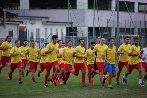 Calcio: via agli allenamenti per il Millesimo, la fotogallery della prima uscita