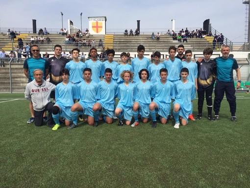 Calcio, Torneo delle Province. Parte forte Savona. A segno Gaglioti, Arboscello e Dia contro Genova Ponente
