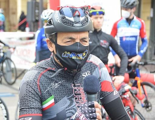 Ciclismo: Claudio Chiappucci è in arrivo a Ceriale, il 16 maggio c'è la Granfondo El Diablo