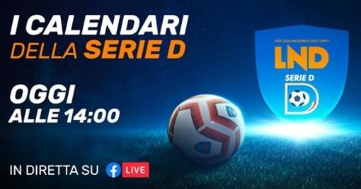 Calcio, Serie D: alle 14:00 i calendari del campionato. 38 incontri e numerosi turni infrasettimanali per Vado, Sanremese e Imperia