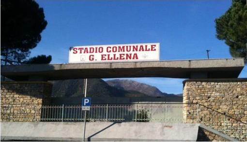 """""""Riunione-monstre"""" a porte chiuse tra Comune e Loanesi sulle sorti dello stadio """"Ellena"""""""