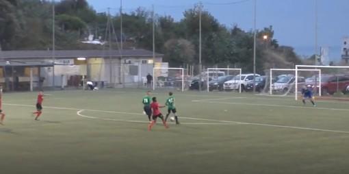 Calcio. La sintesi di Legino - Celle Riviera. Decide la rete (contestata dagli ospiti) di Nicolò Tobia (VIDEO)
