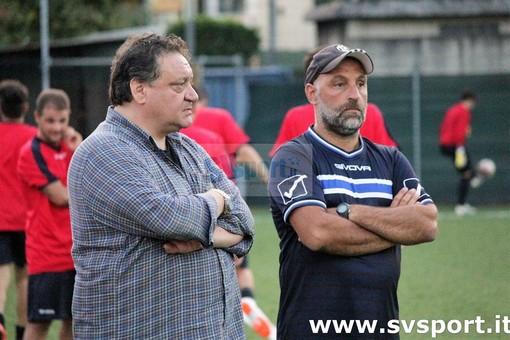 Calcio, Quiliano & Valleggia: avanti con mister Chicco Ferraro