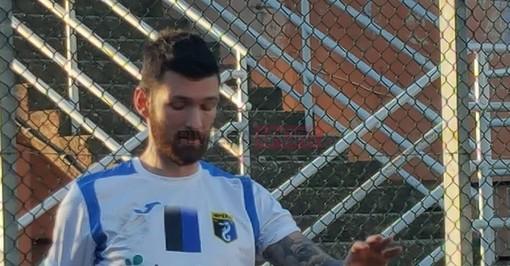 Davide Sancinito, centrocampista dell'Imperia