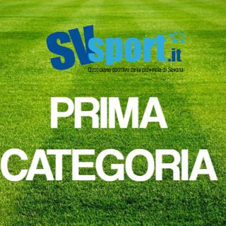 Calcio, Prima Categoria A e B. I risultati e le classifiche delle squadre ponentine