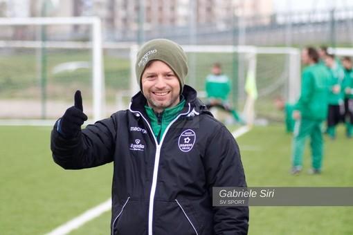Calcio, Alassio FC: sarà Cristian Cattardico a guidare la prima squadra giallonera