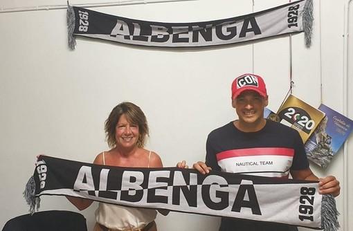 Calciomercato. Primo rinforzo offensivo per l'Albenga, ecco l'ex Albissola Ezequiel Carballo