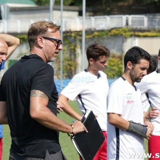 Calcio, Celle Ligure. E' separazione consensuale con mister Palermo