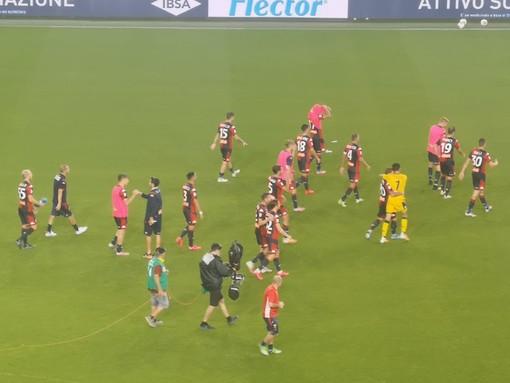 Festa Genoa nel derby senza pubblico: il Grifone batte la Samp 2-1