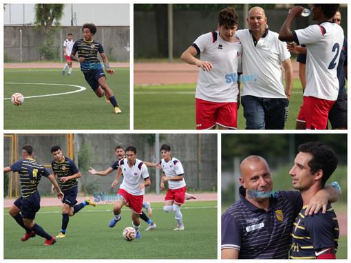 Calcio. Cala il sipario del girone A con Vado - Arconatese. La fotogallery del 3-3 del Chittolina